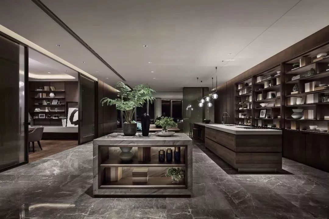 CCD郑忠新作丨超级豪宅,云端总裁公馆