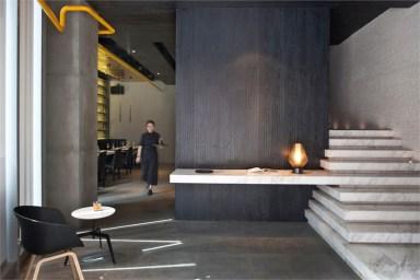 鹏涛室内设计:LINN BISTRO创意餐厅
