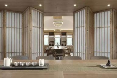 一间茶室丨知丘茶食山房
