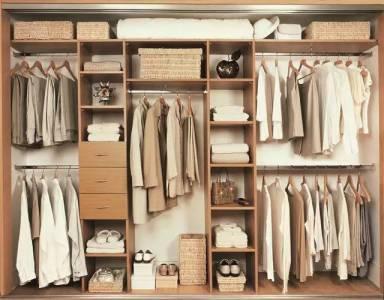 23个衣柜设计的方案,满足你的收纳欲