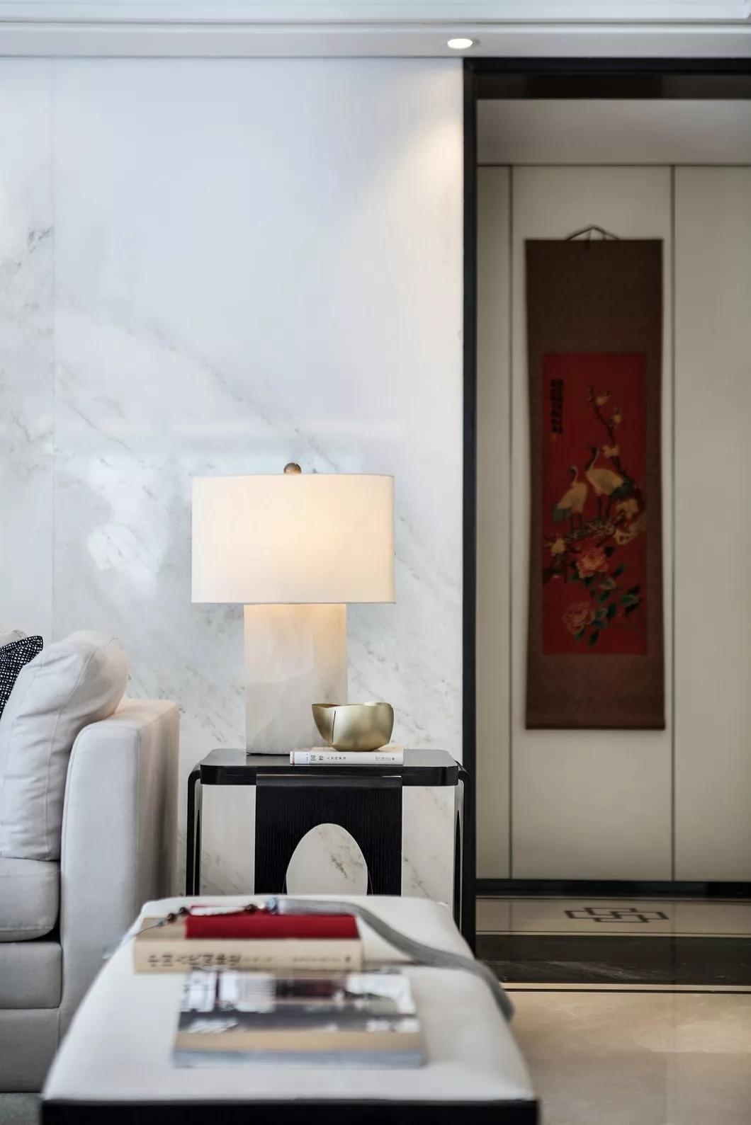 300㎡新中式别墅样板间,品味素雅