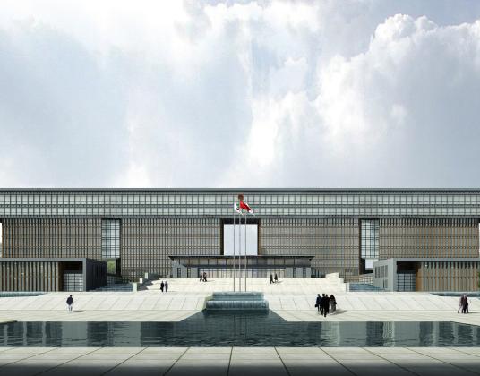 行政办公中心