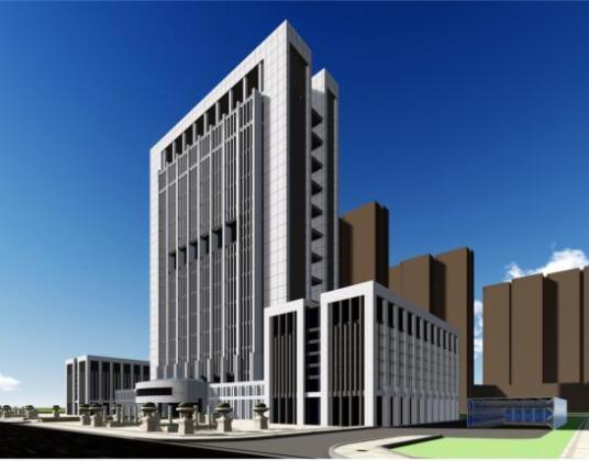 汉川地税局办公综合楼