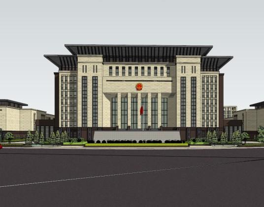 广州某行政办公楼