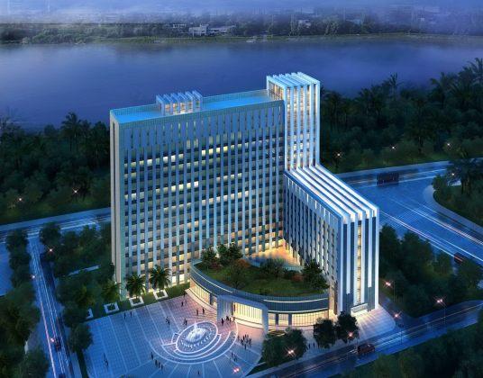 广东商学院办公楼