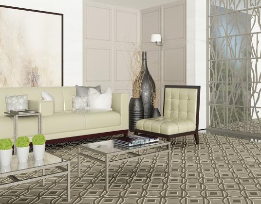 现代客厅沙发椅子组合模型