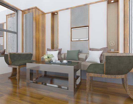 东南亚沙发椅子组合