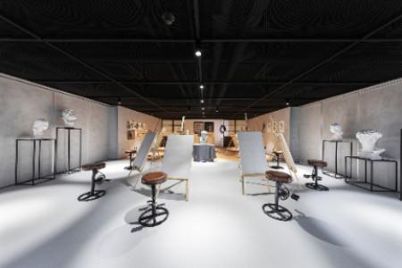 OFFICEZIP北京中海財富中心-姜峰 | J&A杰恩設計 辦公空間設計項目