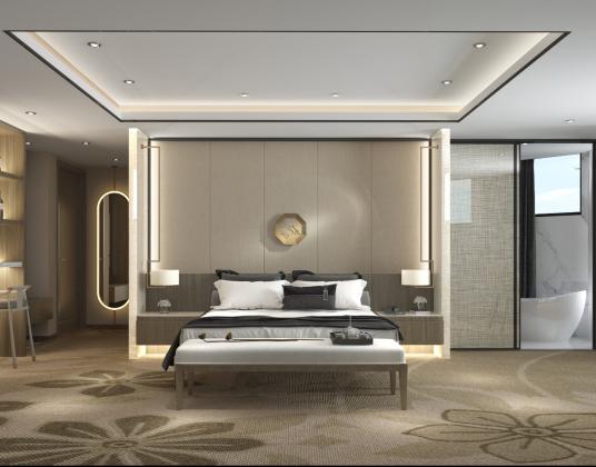新中式大床房