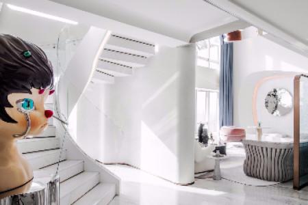 極致夢幻海景豪宅樣板間,藏不住的奢享生活 | 邱德光設計事務所