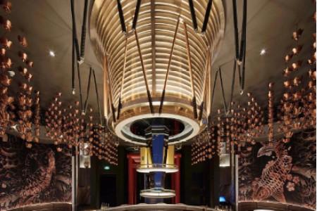 【首發】陳德堅力作:亞洲最高的日本餐廳