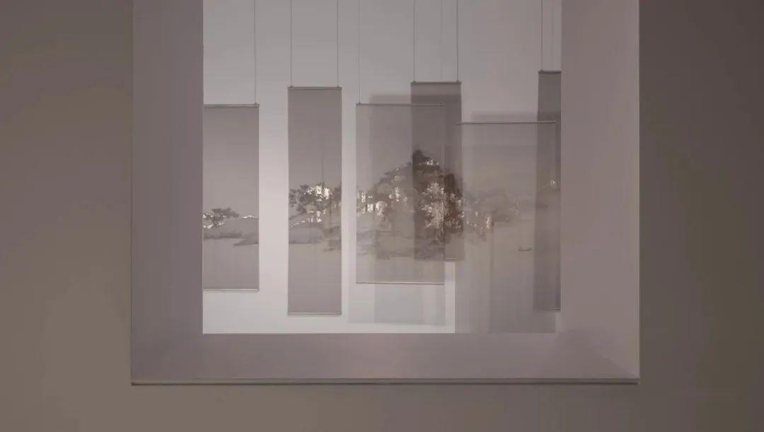 梁建國x蔡文齊新作丨噫吁唏藝術館,推開色彩幻象的門