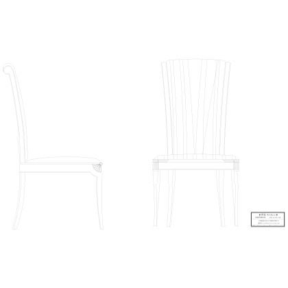 装饰图例-座椅