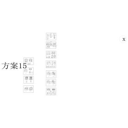 三层别墅-10.00&12.00米-效果图
