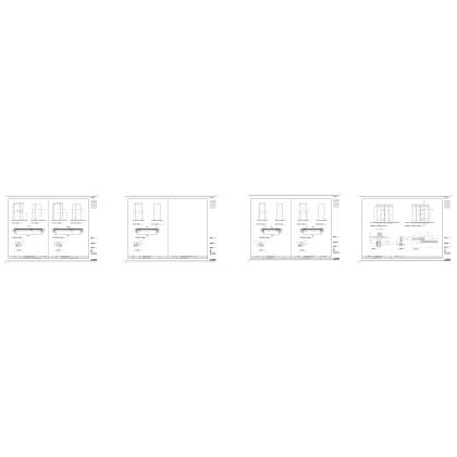 梁志天——上海世紀花園二期5號樓施工图