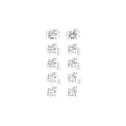 梁志天——杭州缘城新缘园施工图