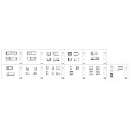 梁志天——无锡太湖国际社区样板房B2装修图