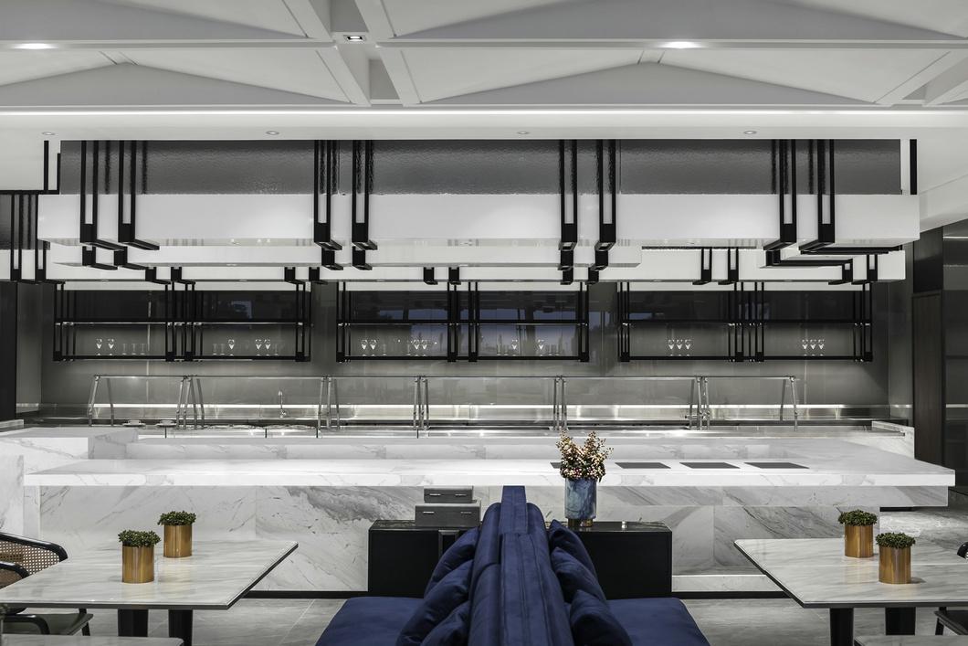 上上国际 - 琼海博鳌印象二期餐厅售楼部