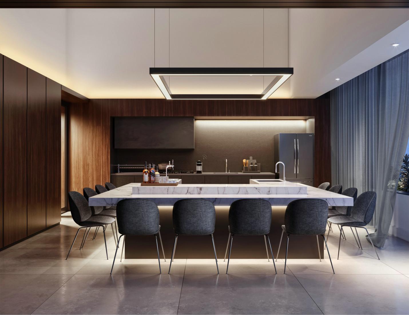 真正的设计生活体验,保持空间与建筑的语言和谐