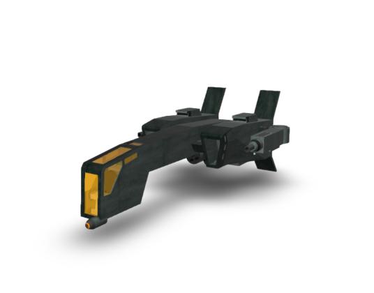 太空小型攻击飞船终结又终结