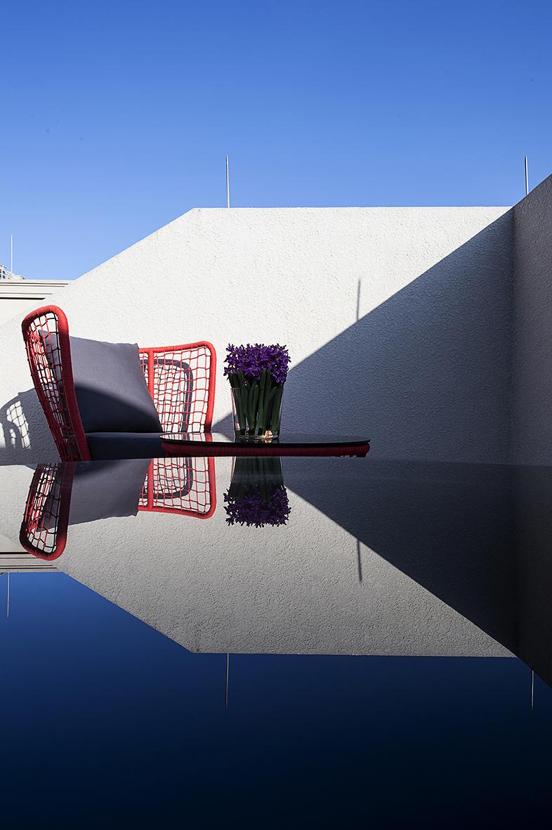 绚丽平湖、古韵新雅—平湖滨江万家花城合院样板房 如墨设计