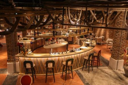 马六甲 HO 咖啡馆:多元文化空间的复古艺术