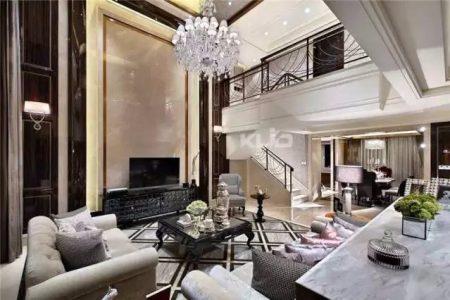 凌子达:低奢新古典主义大理石豪宅