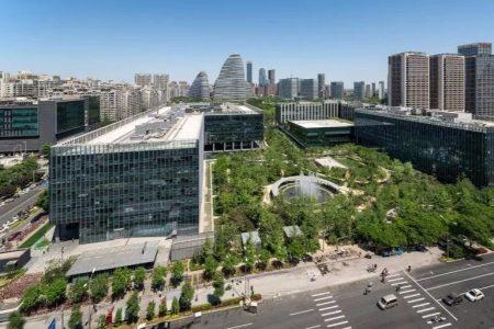 隈研吾丨北京利星行中心