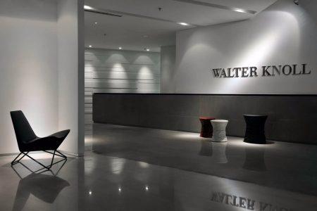 德国WALTER KNOLL家俱展厅