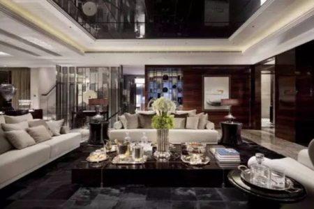 梁志天丨香港天汇顶层88A复式豪宅