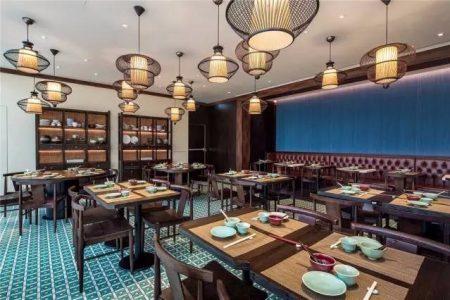 梁志天的老上海风情餐厅
