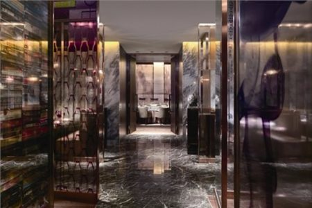 梁志天设计——W 酒店中餐厅