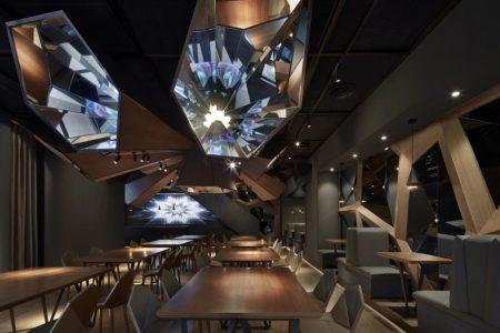 北京蓝色港湾花酷餐厅