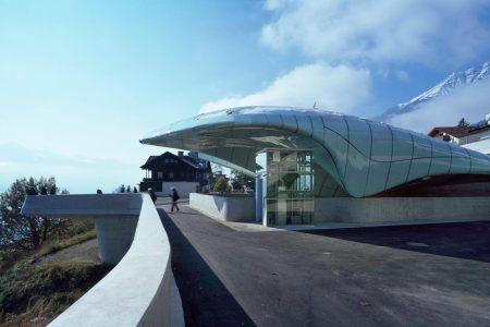扎哈丨Nordpark Railway Stations