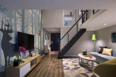 生态、自然主题loft