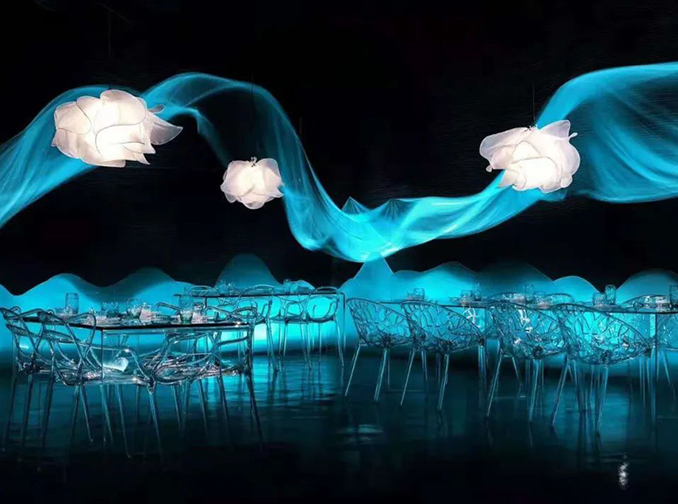 Light·上海魔方灯光艺术节